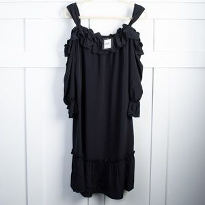 NEW Nanette Lepore Spotlight Dress L (org $398)